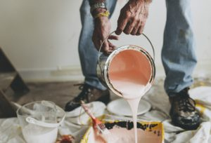 House Painting in Concord – Reasons for Using Low VOC Paints