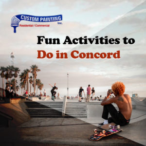 Fun Activities to Do in Concord