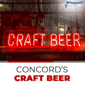 Concord's Craft Beer