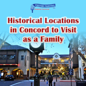 Historical Locations in Concord to Visit as a Family